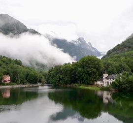Le lac de Campauleil dans la vallée d'Orlu. Photo: Marie Claire le Gargean