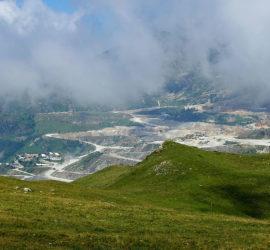 Pyréenés Ariège : Talc-Luzenac Photo : Marianne Tolomio