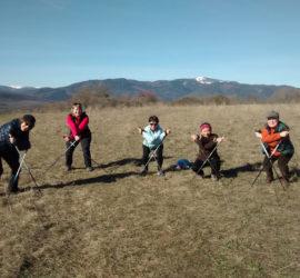 entraînement marche nordique 2019