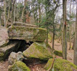 Table des druides Schauenburg.Photo: Marianne Tolomio