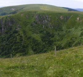 Saegmatt-Hohneck. 27-06-2021. Le Hohneck 1363m d'altitude. Photo: Yves Crozelon